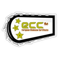 ECC Motorzaag Gecertificeerd